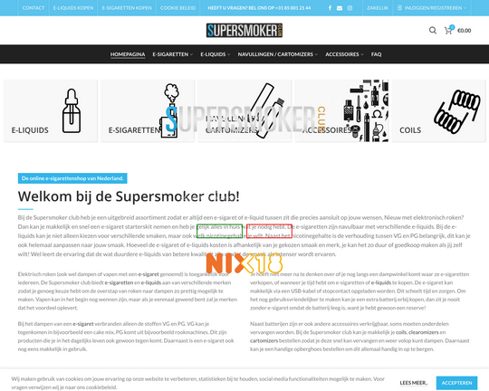 SuperSmokerClub Logo